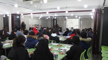 라사라패션전문학교, 정시합격자 발표날 공개 '멘토링' 진행